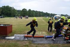 Okrskové hasičské závody 2019