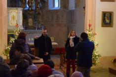 Vánoční koncert v kostele