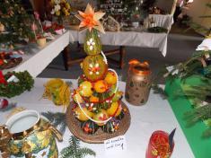Vánoční výstava na zámku Nižbor 2014