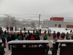 Silvestrovský běh 2014