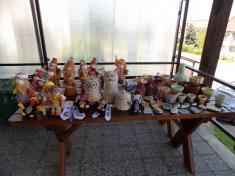 Prodejní výstava ve Ždírecké hospodě 19.5.2013