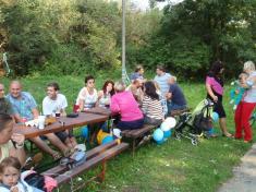Dětská diskotéka Ždírec 31.8.2013