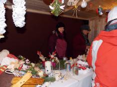 Zpívání u Vánočního stromečku 2013