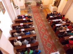 Vánoční koncer ve žďárském kostele 25.12.2013