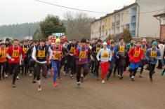 Silvestrovský běh 2013