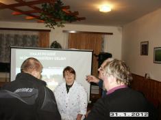 Beseda o mlýnech v povodí  řeky Úslavy 2012
