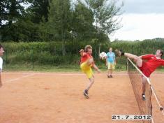 Turnaj v nohejbalu 2012