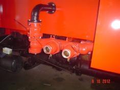 Jak nám opravují v Pečkách T 148 CAS 32