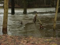 Povodně leden 2011