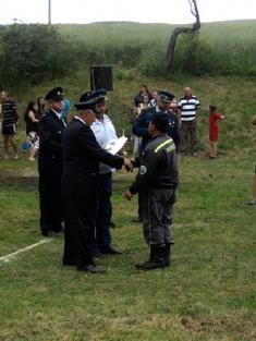 Okrskové  cvičení Štítov 11.6.2011