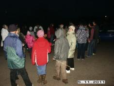 Lampiónový průvod 2011
