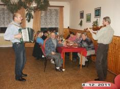 Setkání seniorů 2011