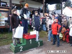 Silvestrovský běh 2011