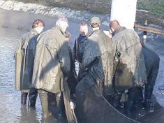 Výlov rybníky pod Smederovem 2019